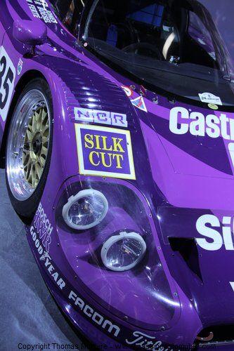 Épinglé sur Silk Cut Jaguar TWR