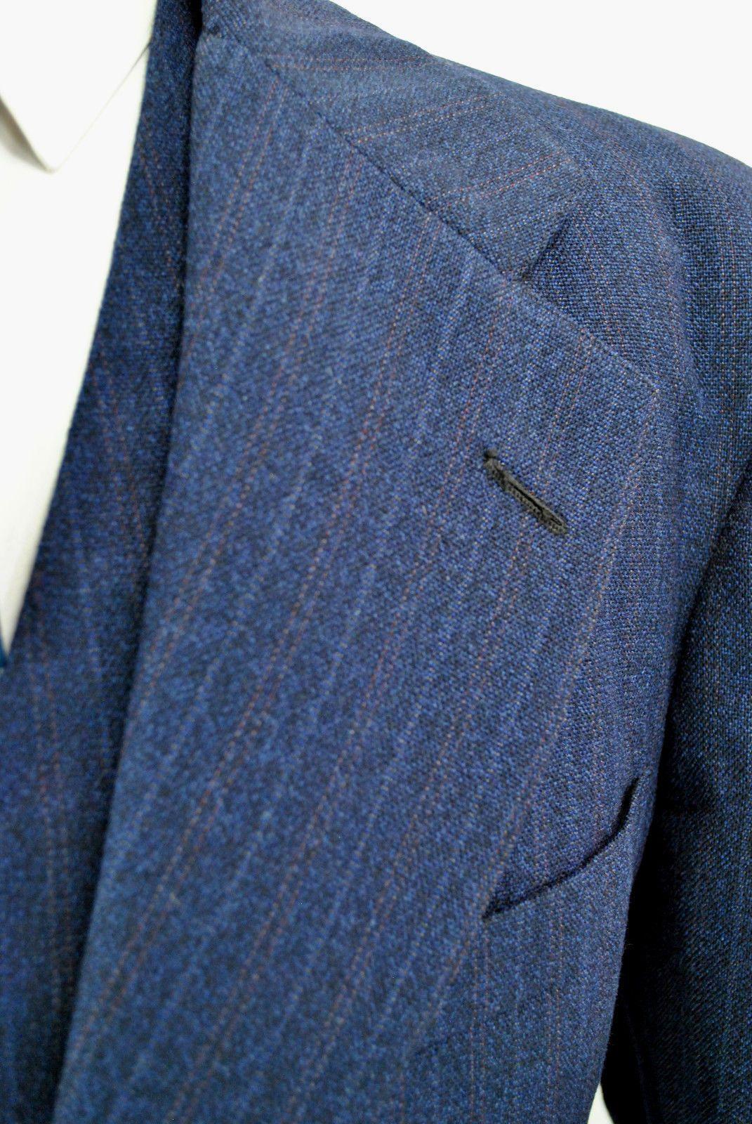 1930\'s Bespoke Navy TWEED 3 Piece Suit   \'20s-\'40s Mens Costume ...