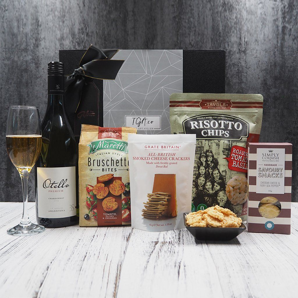 Savoury Delights Hampers from The Gift Atelier Singapore