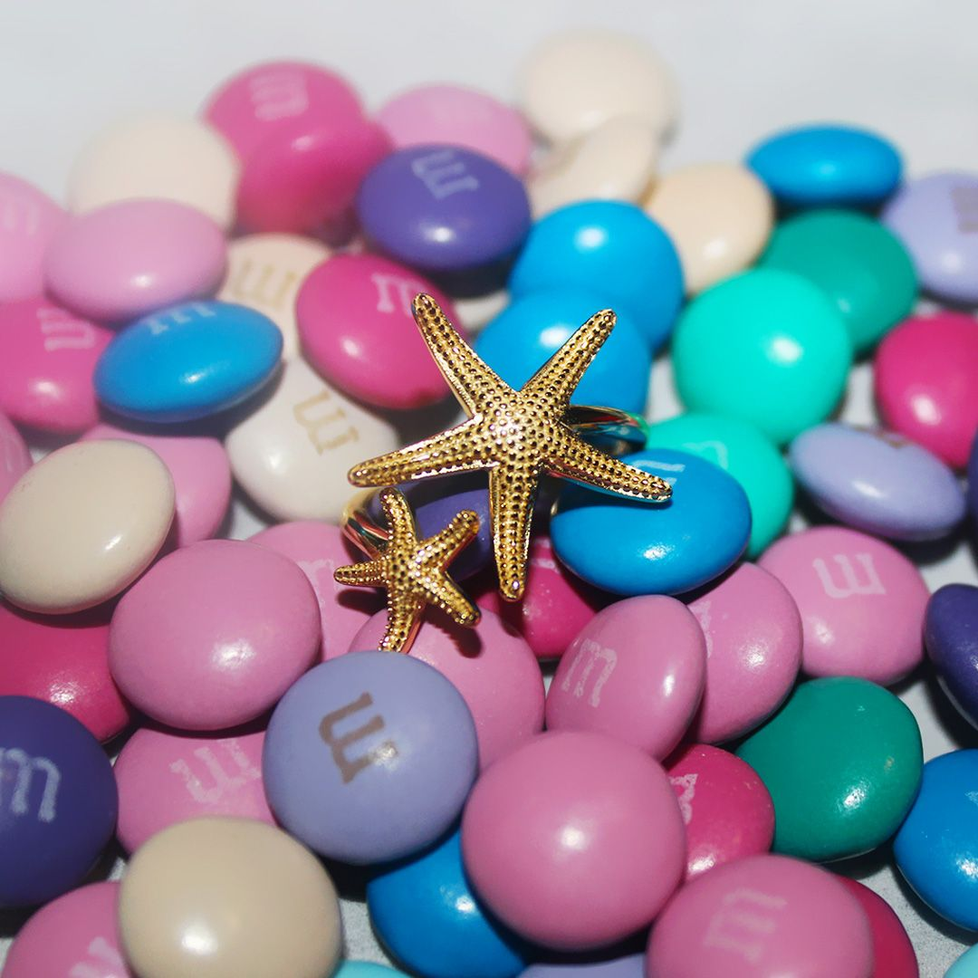 Starfish Silver Ring | Create good memories today, so that you can ...