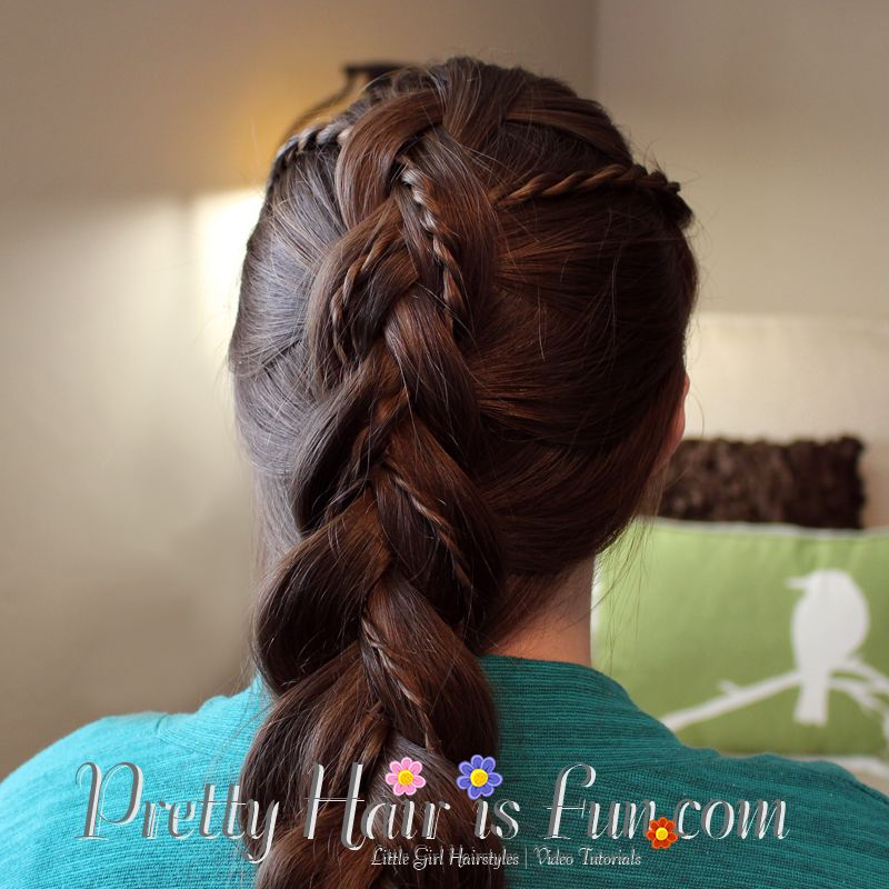 pictures of wedding hair styles weaved twist braid pretty hair is hair braids 6912