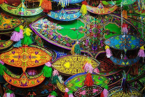 handmade KITES- Malaysia