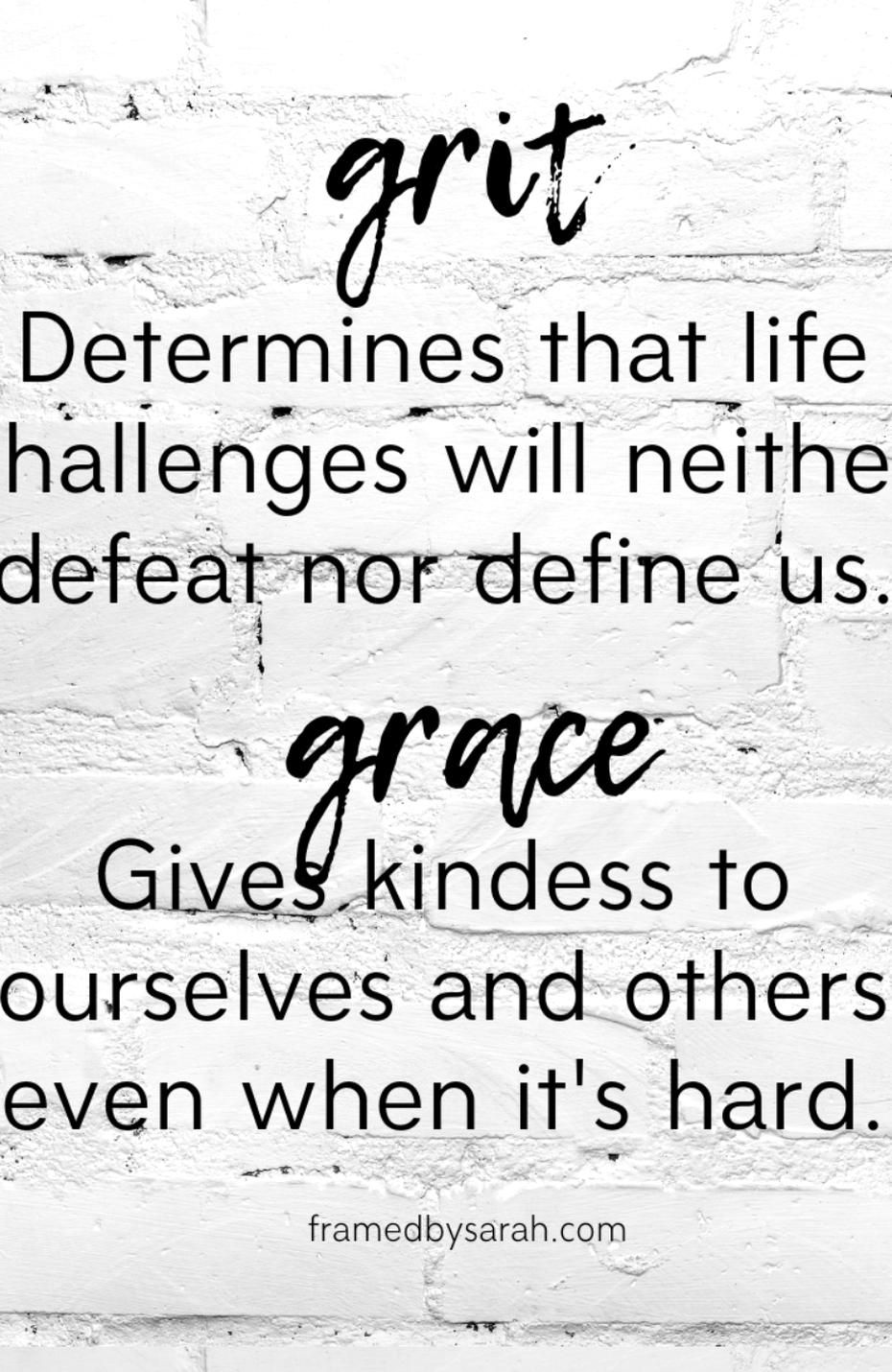 Pin By Grace Grit Designs On Grace And Grit Grace Quotes Positive Quotes For Women Positive Quotes