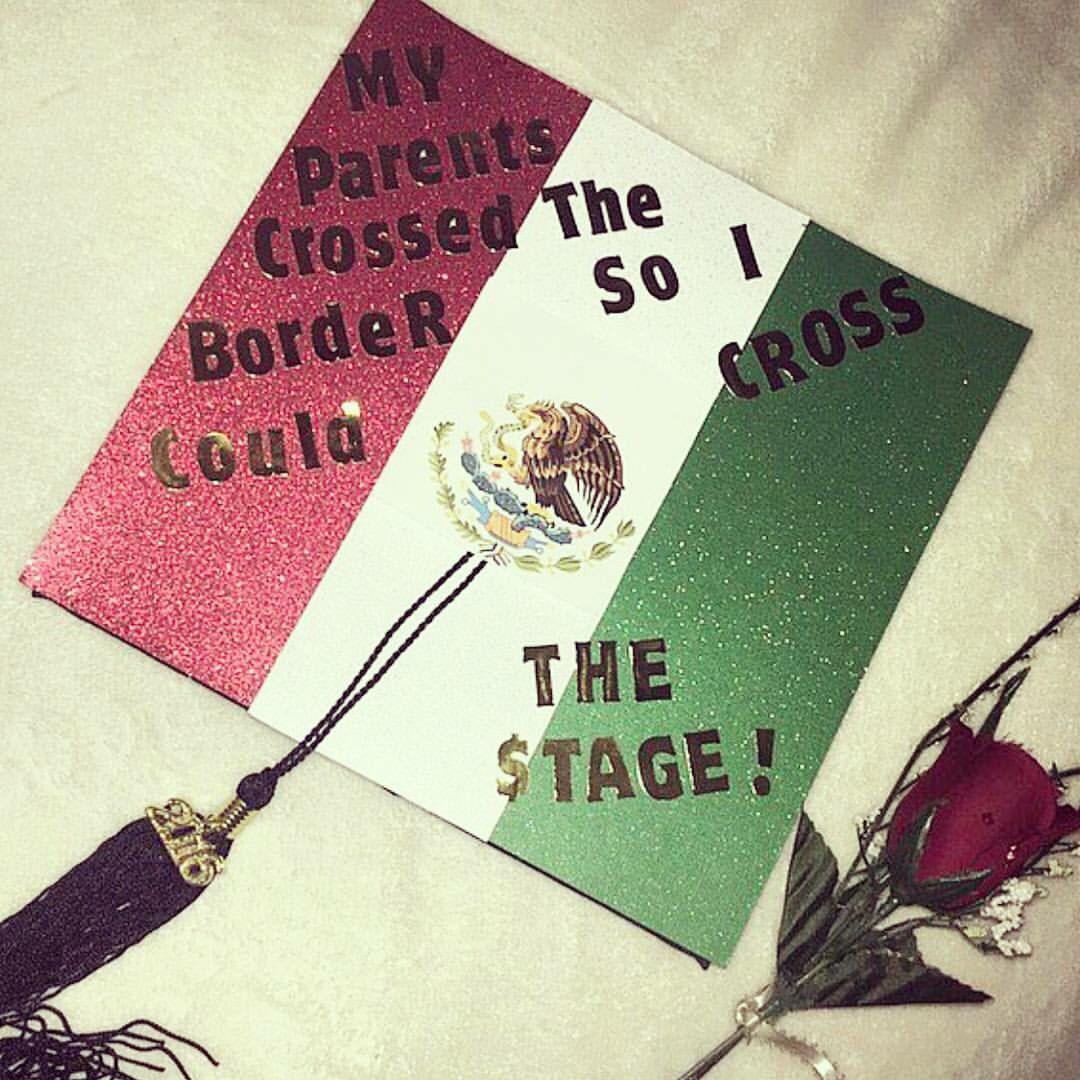 Mexican cap | Graduation cap, College graduation cap