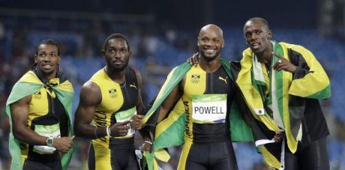 Usain Bolt gana su noveno oro olímpico. https://t.co/tod7ghWSUB...