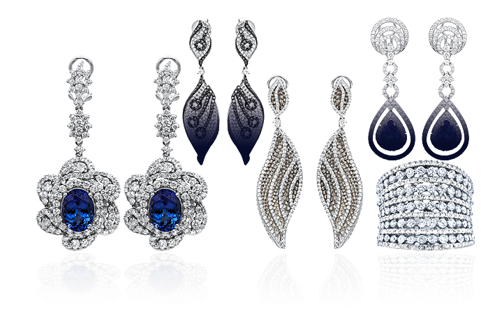 23++ Diamond and jewelry gallery studio city ideas