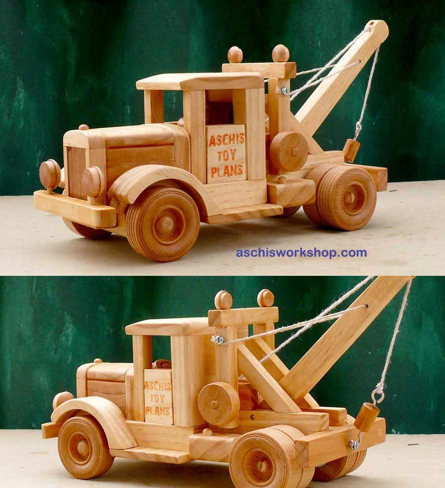 truck toys plans | wood shop | wooden toy trucks, making