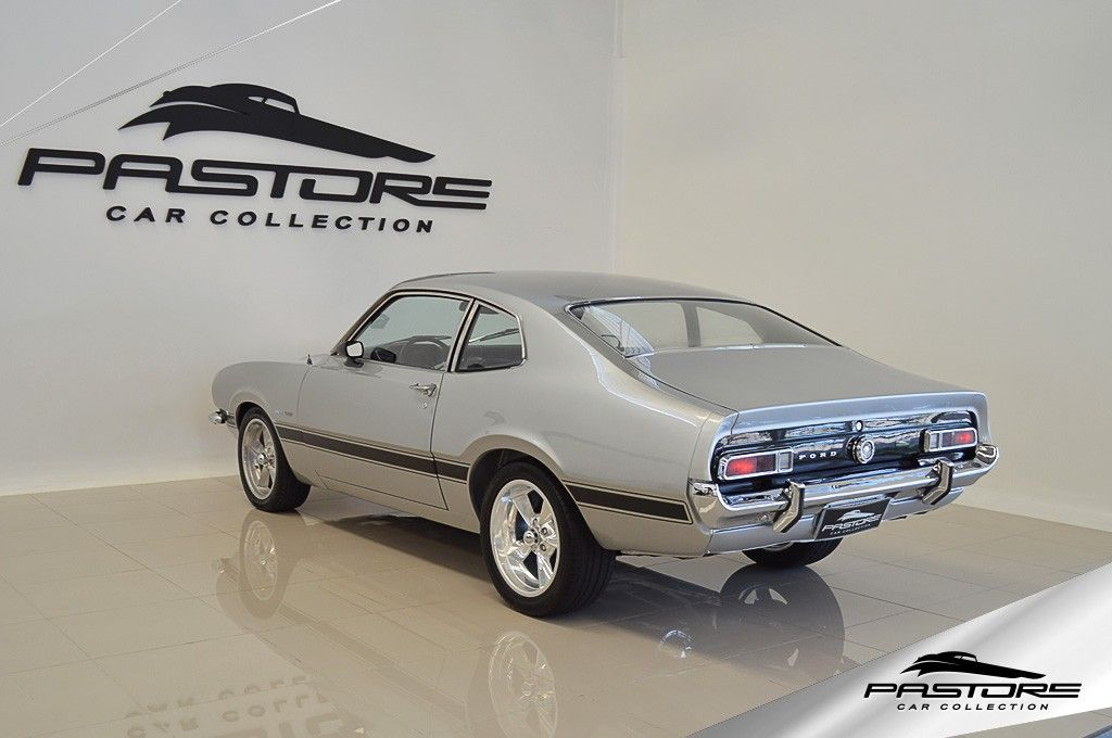 Ford Maverick Gt V8 1974 Pastore Car Collection Ford Maverick Gt