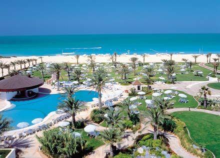 Sheraton Jumeirah Beach Hotel Dubai