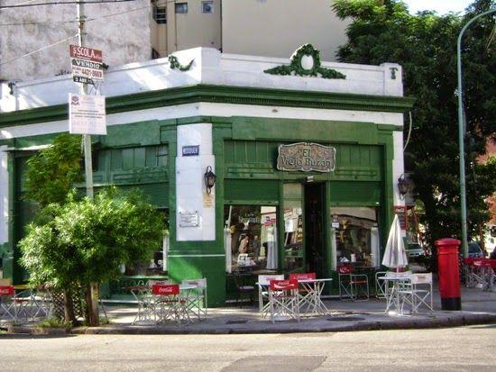 Bar El Viejo Buzón Calle Neuquén Esquina Espinosa Caballito Caba Argentina Argentina Buenos Aires Pulperia