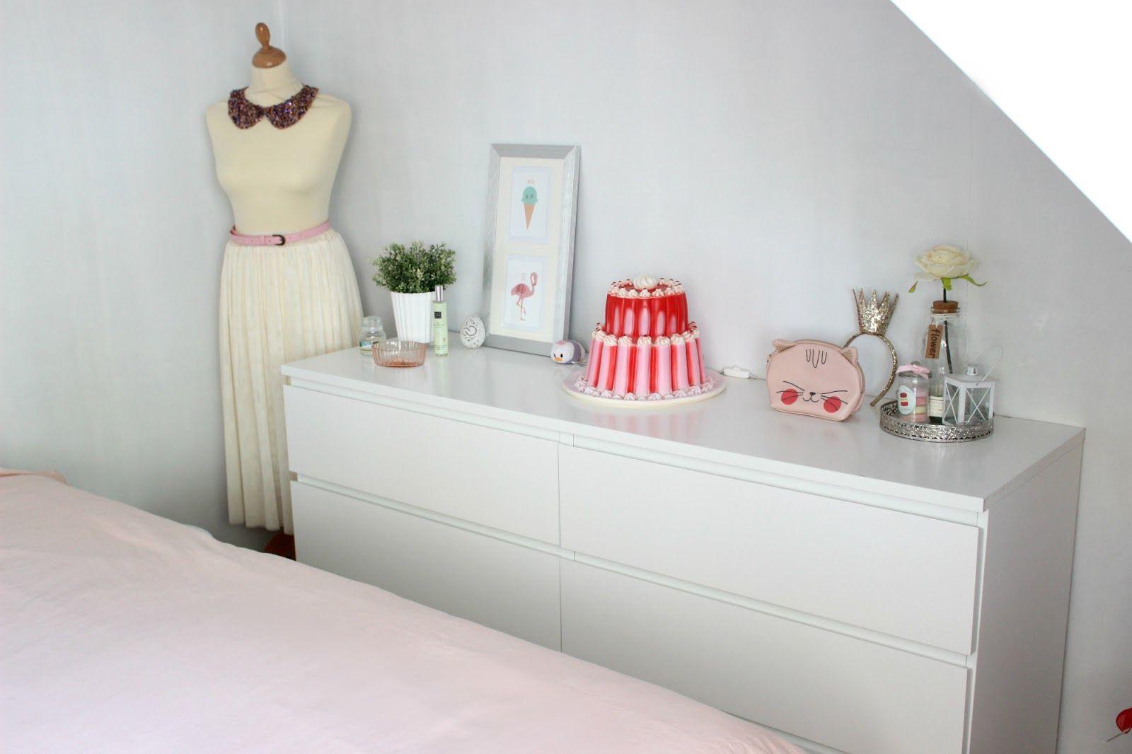 Sprinkles on a cupcake: Bedroom make-over
