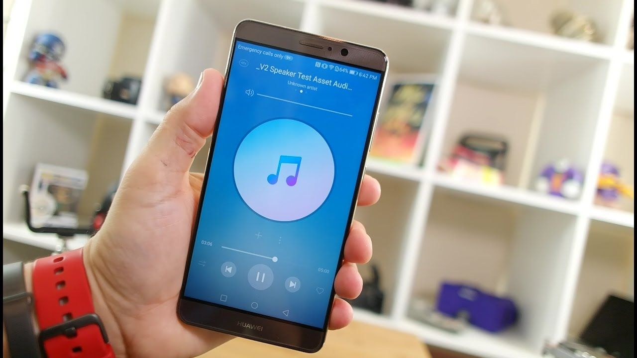 Huawei Mate Real Audio Review BIG phone small sound Pocketnowus