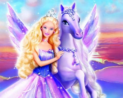 Barbie Magic Of Pegasus Barbie Movies Barbie Cartoon Barbie