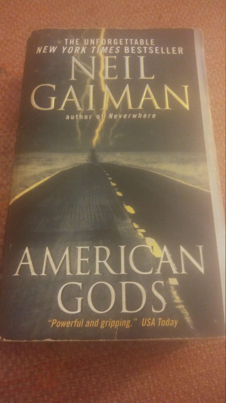 American Gods by Neil Gaiman (2001 Paperback) | BOOKS