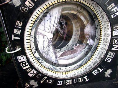 Ingrid Dijkers Through the Rabbit Hole tunnel album