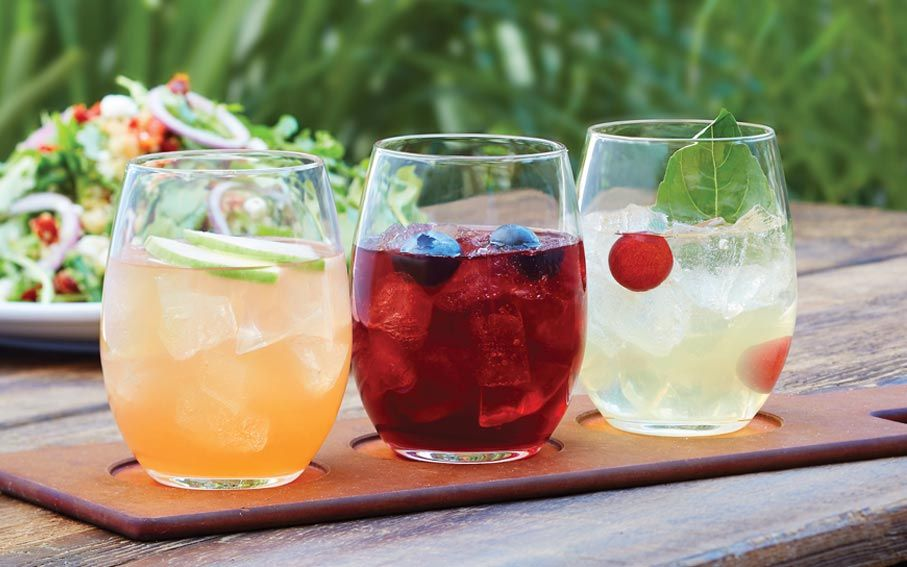Seasonal Spotlight Sangria At California Pizza Kitchen The