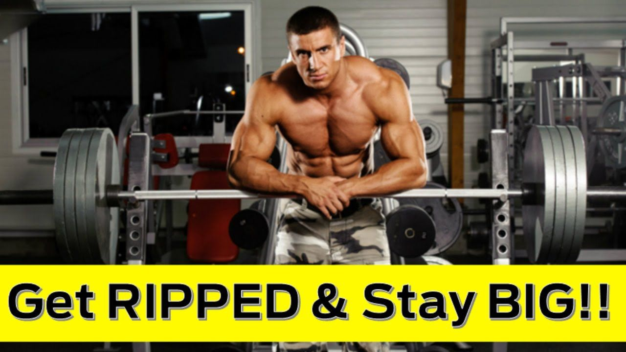 f17e0db1bd6488a0f0a60bd6cbf983ae - How To Get Big And Ripped At The Same Time