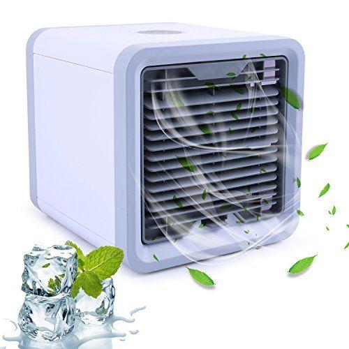 climatiseur portable climatiseur mobile ventilateur usb. Black Bedroom Furniture Sets. Home Design Ideas