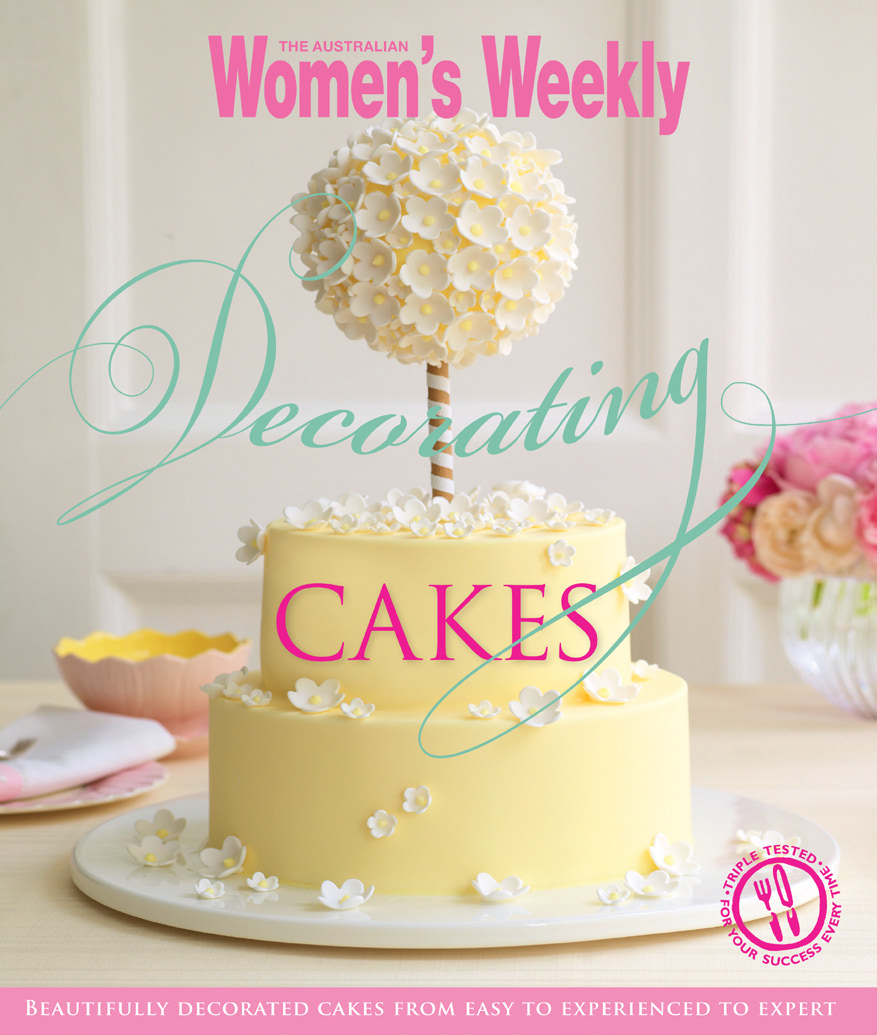 Decorating Cakes best cake decorating books - meknun
