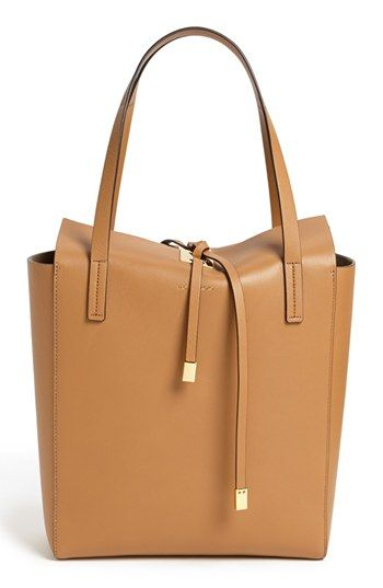 Michael Kors Miranda Leather Tote Available At Nordstrom