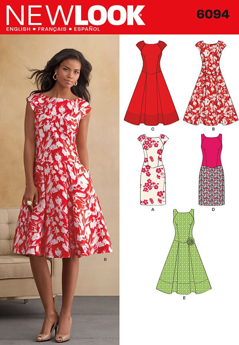 Full skirt pattern perfect either with or without box pleat inserts ...