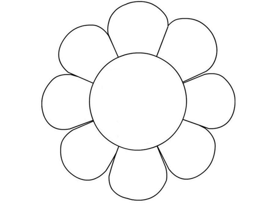 Kolorowanki: Kolorowanki: Kwiaty dla mamy do druku dla
