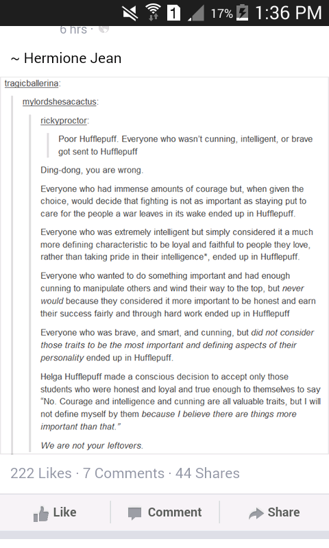 Hufflepuff pride! >> ONLY BLIND AND STUPID PEOPLE HATE HUFFLEPUFF!!! Hufflepuff pride!