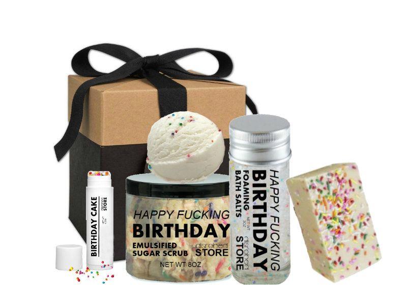 Funny Birthday Gift / Polish / Bomb / Cupcake Lip Scrub / Bath Salts / Soap / Novelty / Gag Gift #lipscrubs