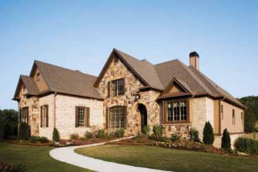 Cast in Stone (HWBDO13644) | French Country House Plan from BuilderHousePlans.com