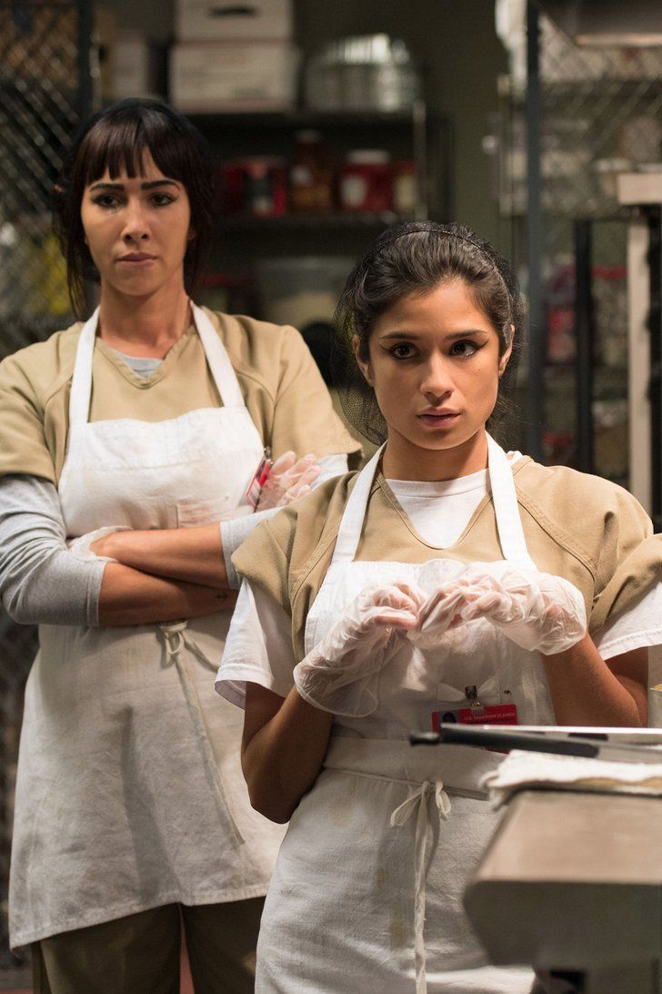 13 Times Oitnb S Maritza And Flaca Were The Best Friends Anybody Could Have Orange Is The New Black Orange Is The New Oitnb