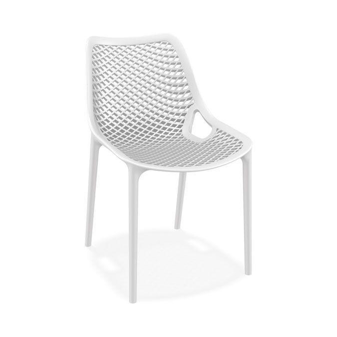 4 sedie impilabili per interno o esterno Clayton Originale ...