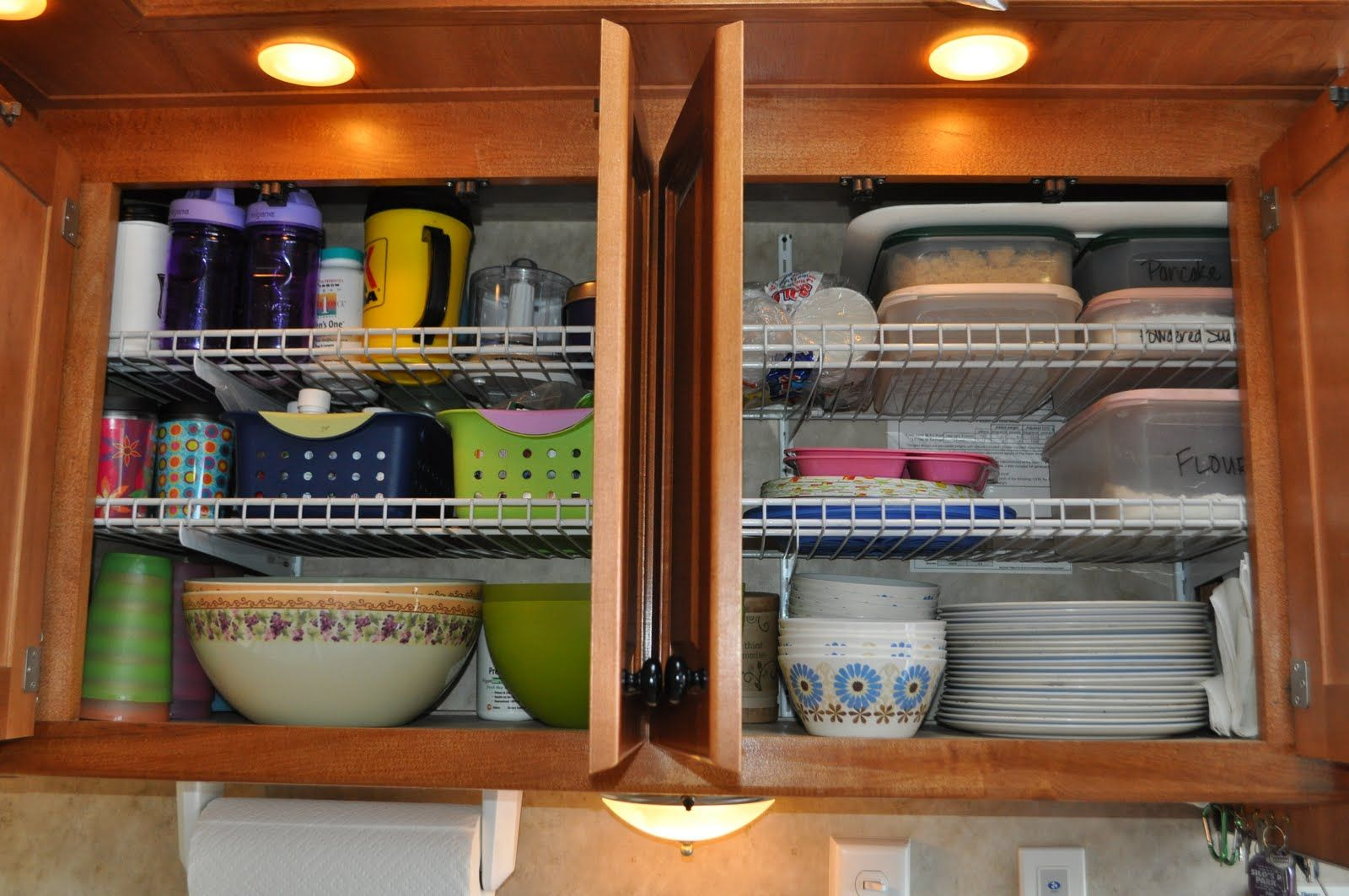 Come Take A Tour Of Our RV Kitchen, And Learn About How We Organize It
