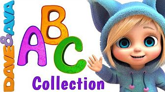 Abc Song Nursery Rhymes Collection Youtube Nursery Rhymes From