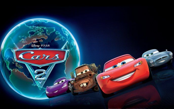 Cars 2 Animation Movie Hd Wallpaper Download High Resolution