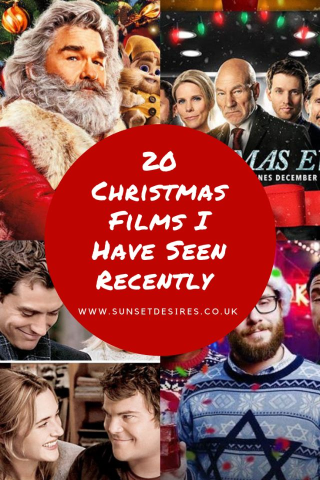 Blogmas 2018 Day 5 20 Christmas Films I Have Seen