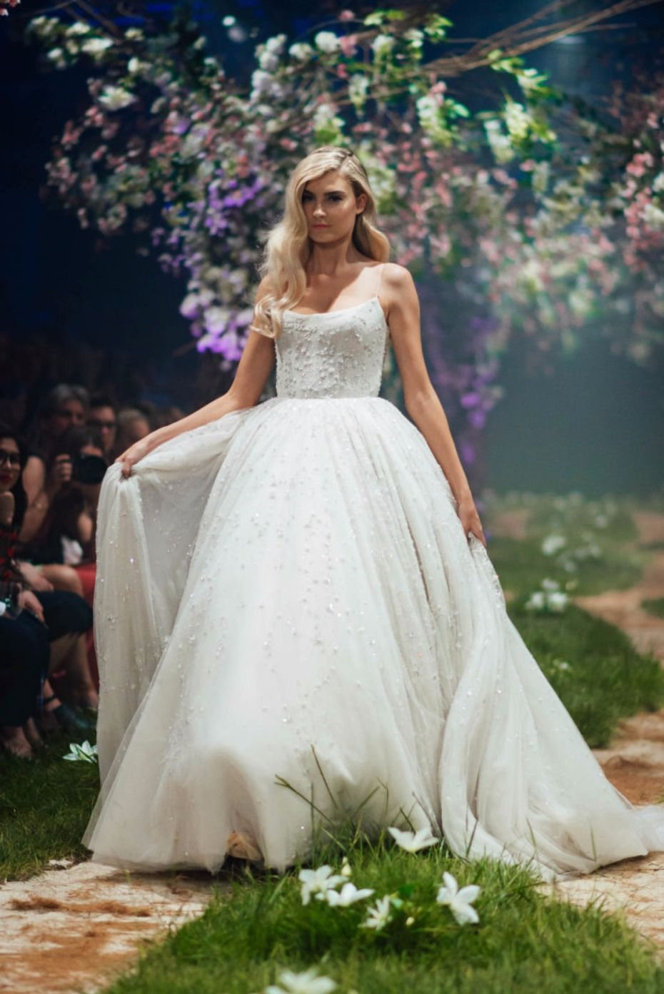Disney Wedding Dresses By Paolo Sebastian Lovely