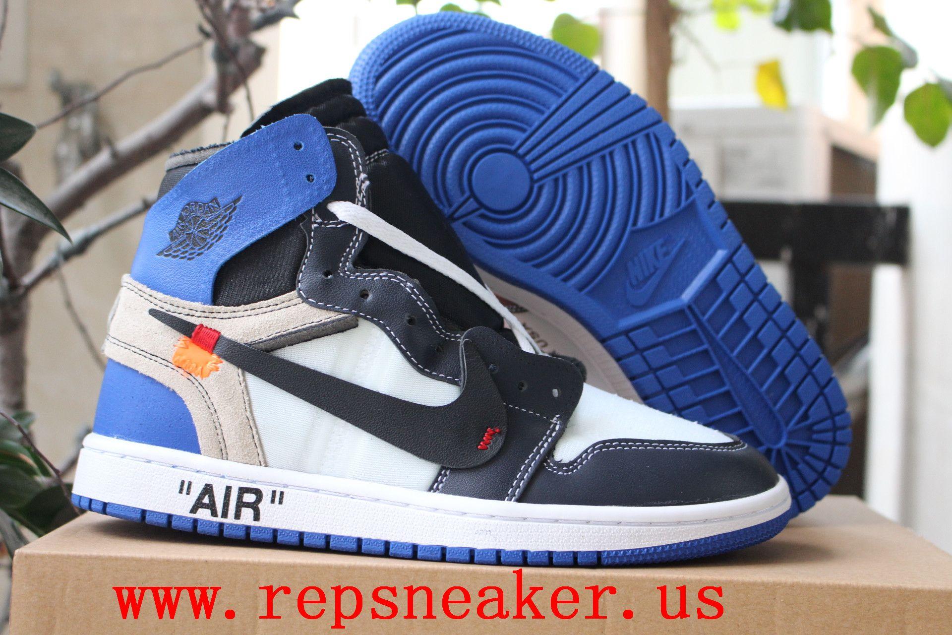 c21bc6f142cb98 Air Jordan 1 Retro Fragement X Off White Custom FOR BOTH MEN AND WOMEN