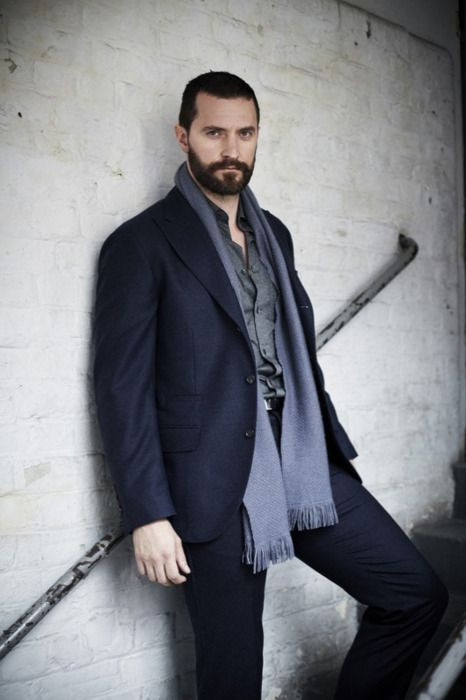 Richard Armitage gah he's beautiful!!