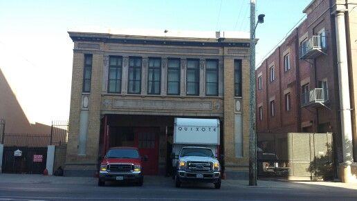 Old LA Fire Station #7