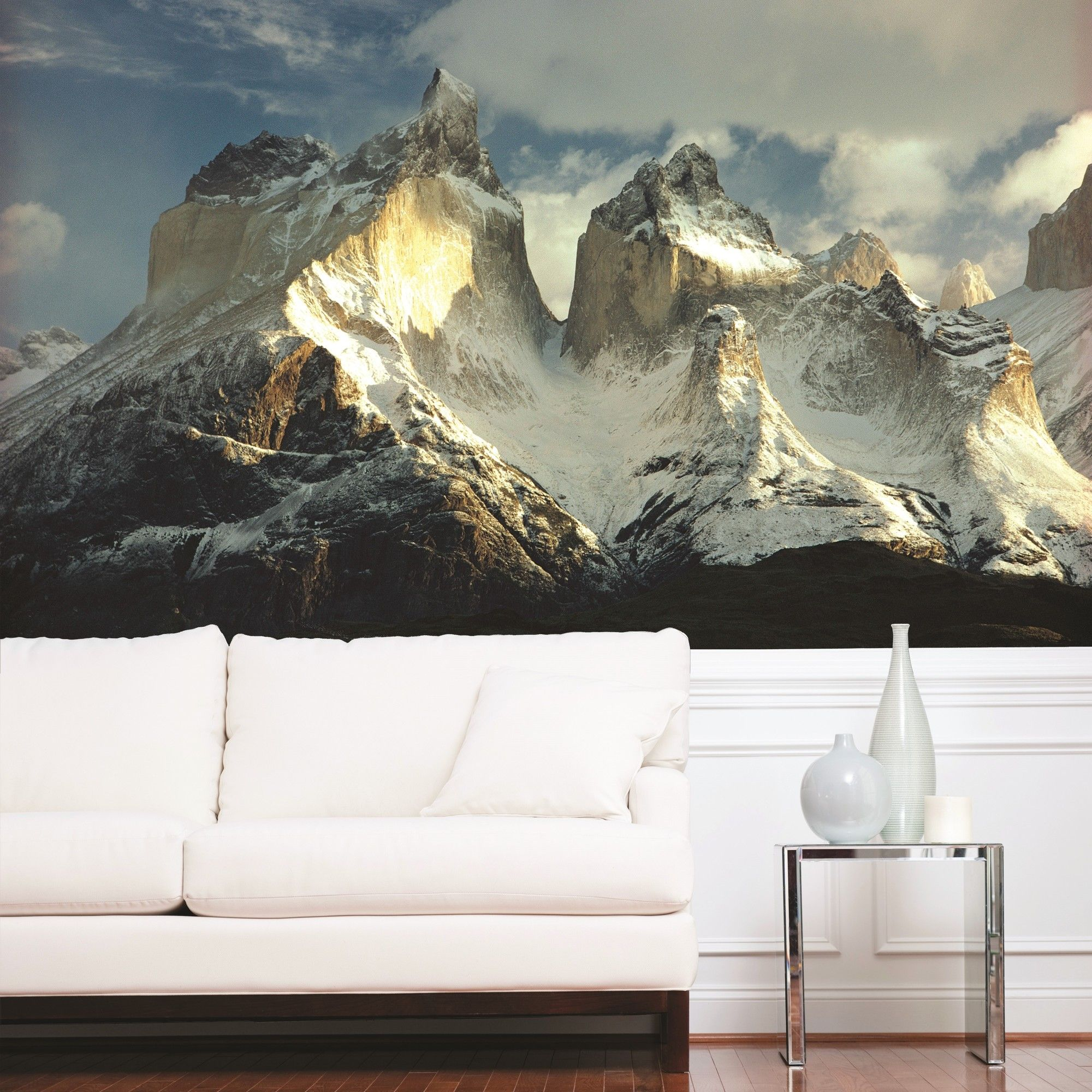 Brewster home fashions national geographic snow topped mountain brewster home fashions national geographic snow topped mountain peaks wall mural reviews wayfair amipublicfo Gallery