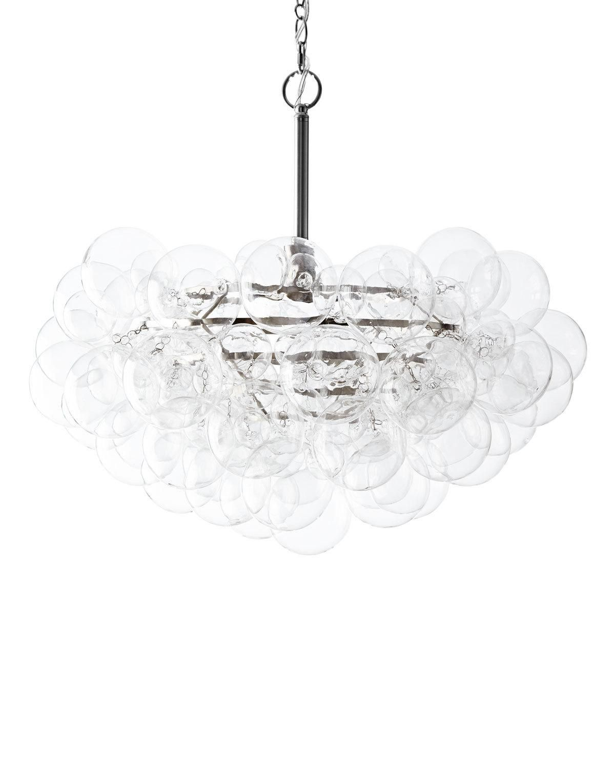 Regina andrew design bubbles 1 light pendant crystal pendant lighting light pendant chandelier
