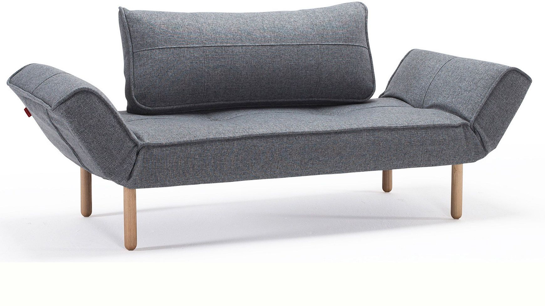 Innovation Schlafsofa Zeal Im Scandinavian Design Styletto Beine