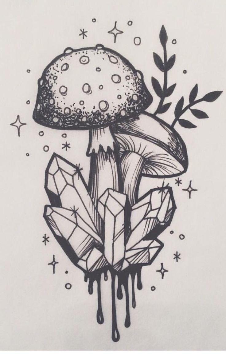 Photo of Pilze ✨. Wie man Ohrpiercings ausbalanciert | Netter Tumblr | Ohr Piercings Ed…