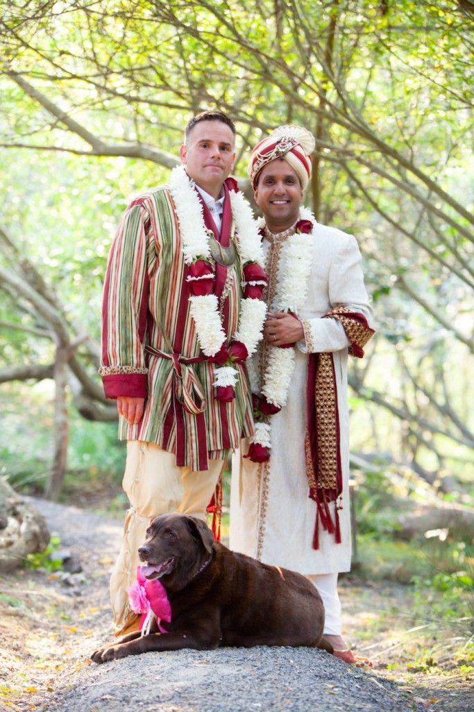 SAME SEX NATIVE AMERICAN CHEROKEE INDIAN EAST HINDU WEDDING
