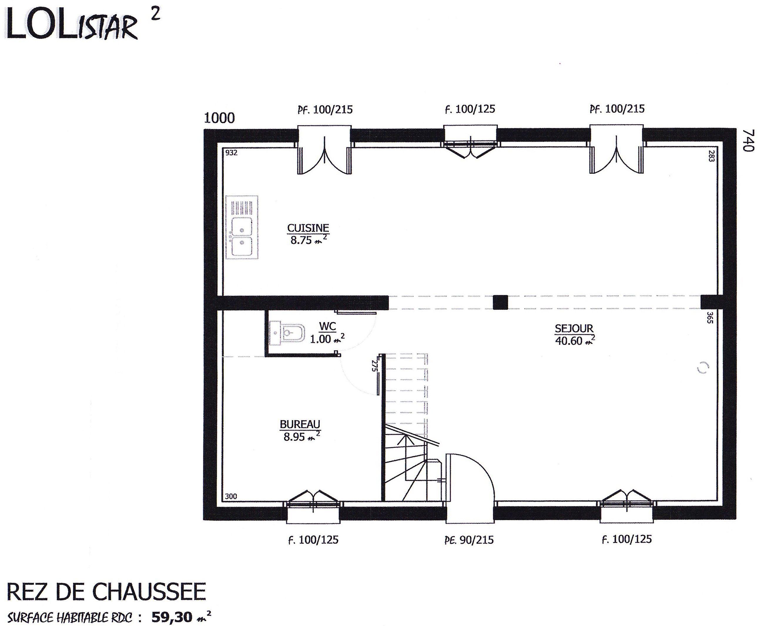 Maison lolistar maison lol 123500 euros 117 m2 faire construire sa