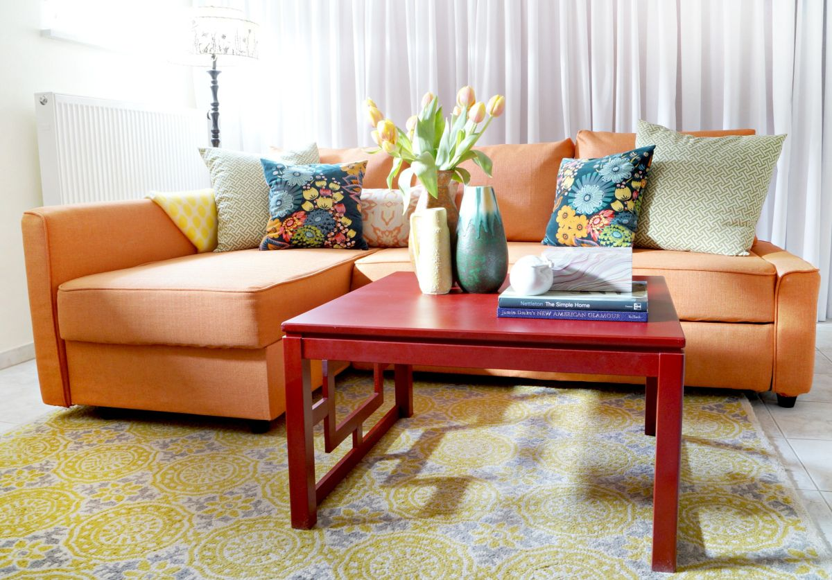 Comfort Works FRIHETEN Slipcover Review Sofa bed with