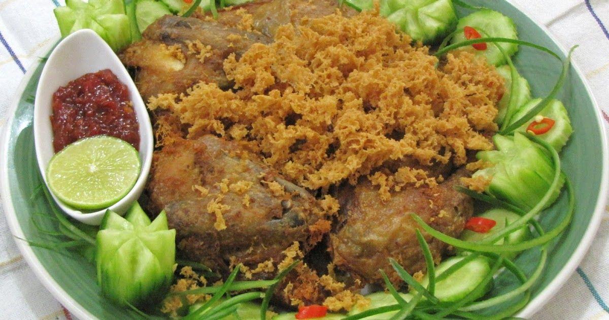 Kangen Makan Ayam Goreng Tulang Lunak Ini Judulnya He Hee Udah Lama Banget Gak Bikin Ayam Goreng Presto Masalah Ayam Goreng Resep Masakan Resep Makanan