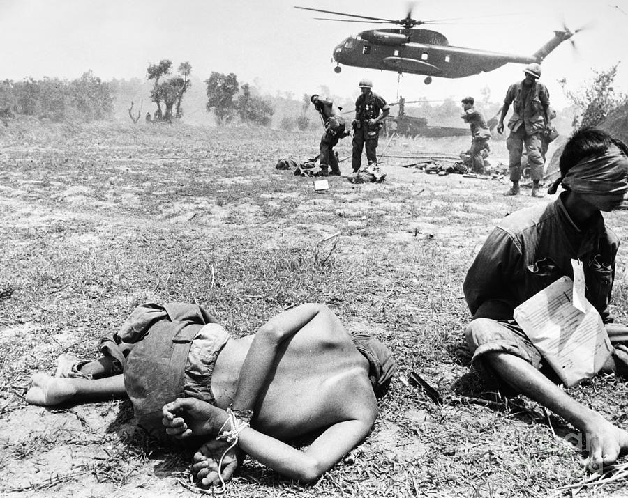 Vietnam War: Prisoners | Photographs, Vietnam and Featured