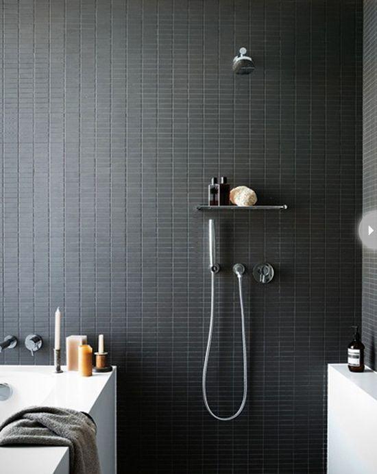 bathroom designs - Shower Wall Tile Design 2