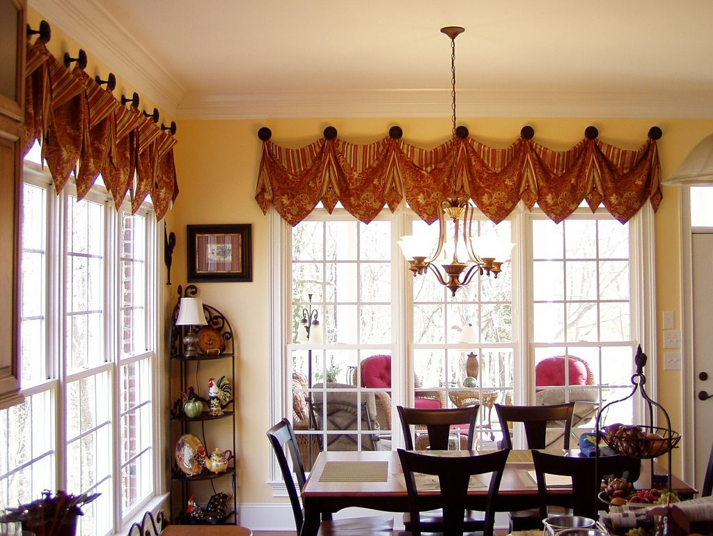 Window Treatments By Aaa Blinds And Window Fashions Rustic Window Treatments Custom Window Treatments Kitchen Window Treatments
